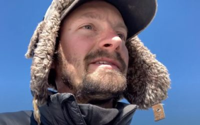 Video Update from Max: A call for people to come to camp