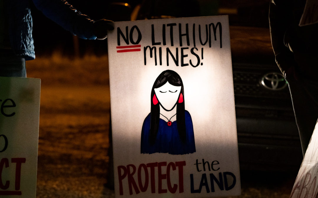 MMIW Concerns for Proposed Thacker Pass Lithium Mine