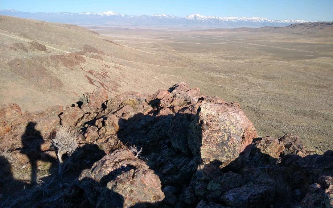 View of Thacker Pass