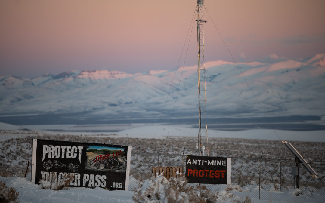 Lithium Mining Proposal in Northern Nevada Threatens Paiute and Shoshone Land