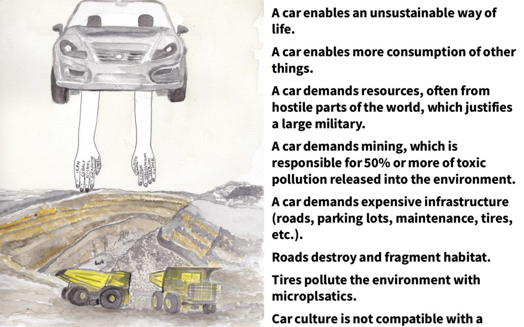 A car is not just a car