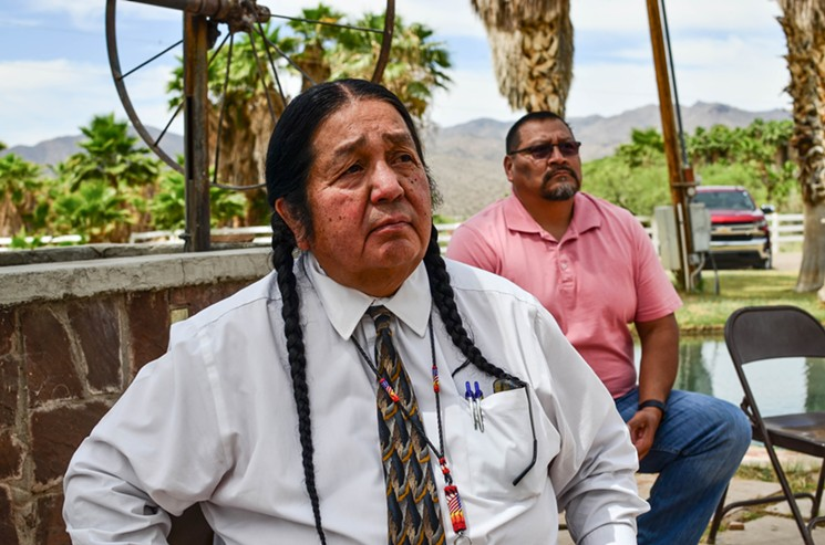 Tribe, Ranchers Say Proposed Lithium Mine in Wikieup Will 'Ruin' Their Water